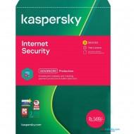 Kaspersky Internet Security 2021 3 User