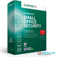 Kaspersky Small Office Security (5 Desktops)
