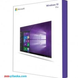 Windows Professional 10 64 Bit English DSP OEI DVD