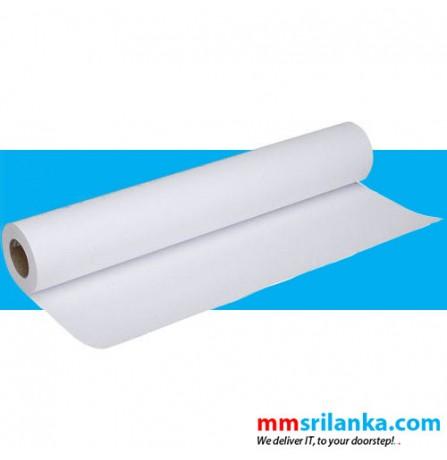 "InkJet CAD Printer & Plotter Paper Roll | 90gsm | 36"" inch | A0 size | 841mm x 50mt"
