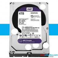 WD Purple 4TB CCTV Hard Disk Drive - 5400 RPM SATA 6Gb/s 64MB Cache 3.5 Inch