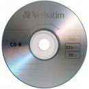Verbatim CD-R 700MB 50 Bulk Spindle 52x