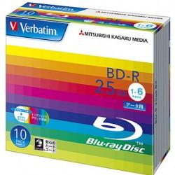 Mitsubishi Kagaku Media Verbatim Blu-Ray 10 pack