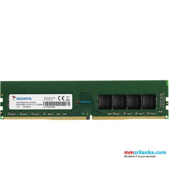 ADATA DDR4 2666 16GB Desktop RAM