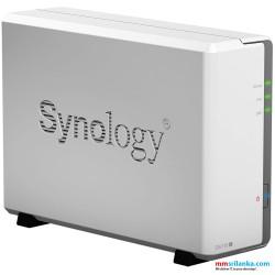 Synology DiskStation DS115j Single Bay NAS Server  (Diskless)