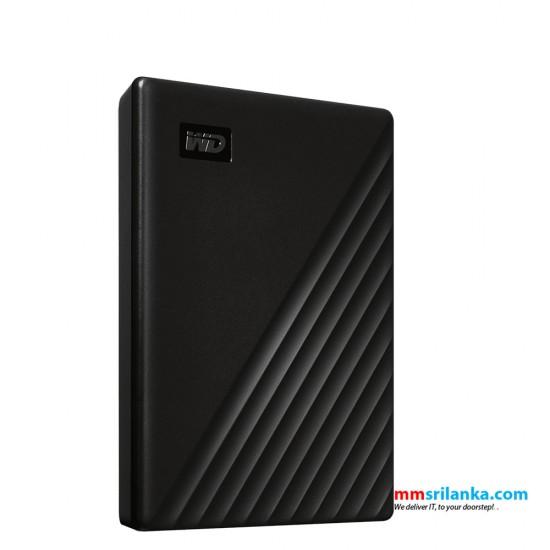 WD 1TB My Passport  Portable External Hard Drive - USB 3.0