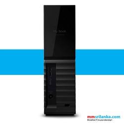 WD 6TB My Book Desktop External Hard Drive - USB 3.0