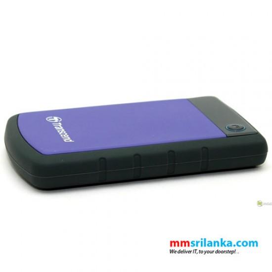 Transcend 4TB External Portable Hard Disk USB 3.1