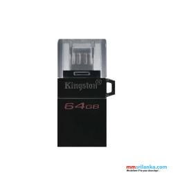 Kingston 64GB DataTraveler microDuo 3.0 G2 USB Flash Drive/ 64GB Pen Drive/ OTG Flash Drive