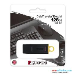Kingston Data Traveler DT50 USB 3.1 Flash Drive, Pen Drive, Memory Stick - 128GB