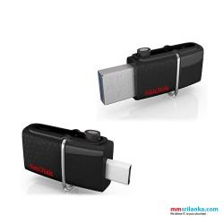 SanDisk Ultra 64GB Dual USB Drive 3.0