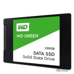 """WD Green 2.5"""" 120GB SATA3 SSD"""