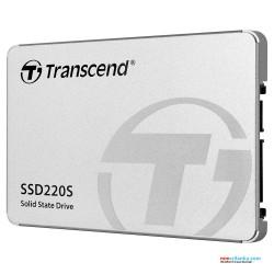 """Transcend 120GB SSD TLC SATA III 6Gb/s 2.5"""" Solid State Drive"""