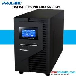 Prolink ONLINE UPS 3KVA