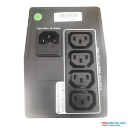 APC 650VA Battery Backup UPS
