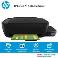HP Ink Tank DeskJet 315 All-in-One (Printer/Scan/Copy)