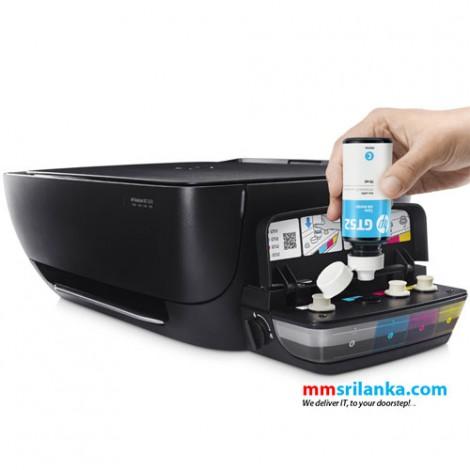 Hp Deskjet Gt 5820 All In One Ink Tank Printer