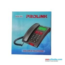 Prolink HCD303 CLI Land Phone