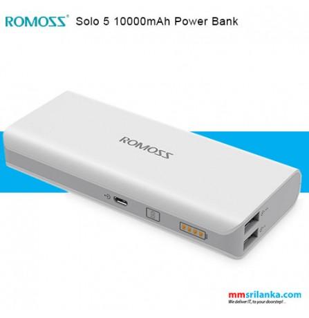 ROMOSS Solo 5 10000mAh Power Bank