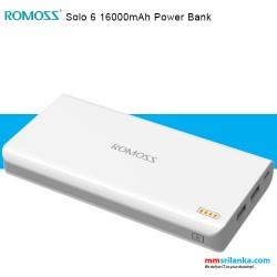 ROMOSS Solo 6 16000mAh Power Bank