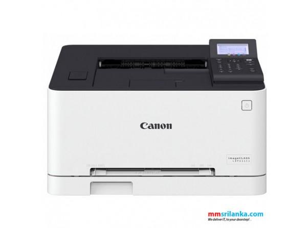 Canon imageCLASS LBP611Cn Color Laser Network Printer