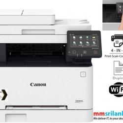 Canon imageCLASS MF645Cx Color Laser Multi-function Print, Scan, Copy, Fax Machine