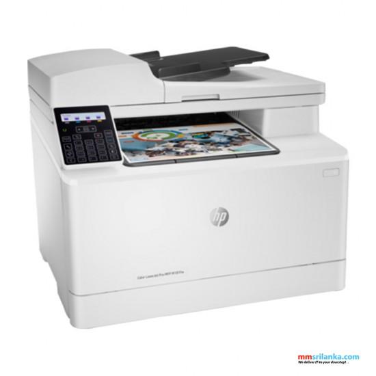 HP Color LaserJet Pro MFP M181fw Multifunction Printer