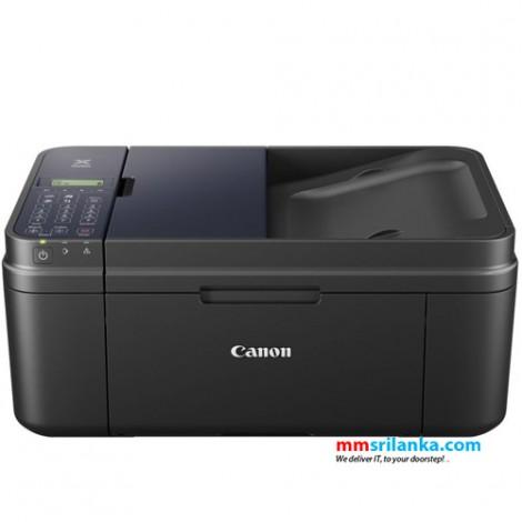 Canon Pixma E480 Wireless All In One Printer Print Scan
