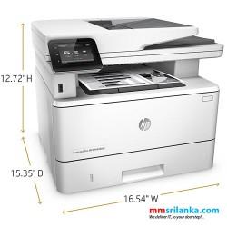 HP LaserJet Pro M428fdn Multifunction Printer with Built-in Ethernet & Duplex Printing