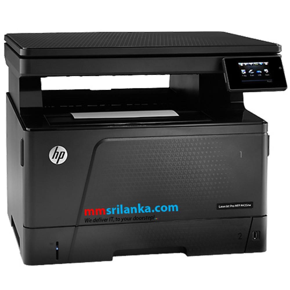 HP LaserJet Pro M435nw Multifunction Printer