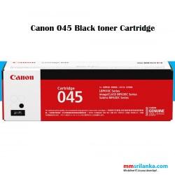 Canon 045 Black Toner Cartridge for Canon MF635CX