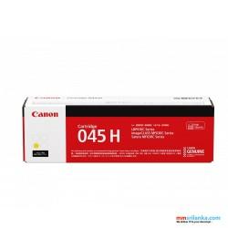 Canon 045 Yellow High Capacity Toner Cartridge For Canon MF635CX