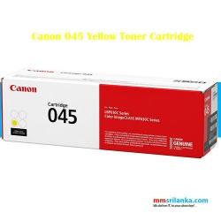 Canon 045 Yellow Toner Cartridge for Canon MF635CX