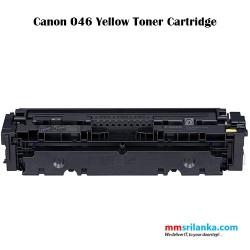 Canon 046 Yellow Toner Cartridge for Canon MF735CX