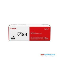 Canon 046 H Black High-Yield Toner Cartridge
