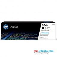 HP 204A Black LaserJet Toner Cartridge for HP M154a/ M180n/ M181FW - CF510A