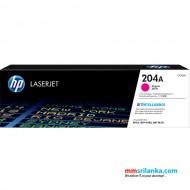 HP 204A Magenta LaserJet Toner Cartridge for HP M154a/ M180n/ M181FW