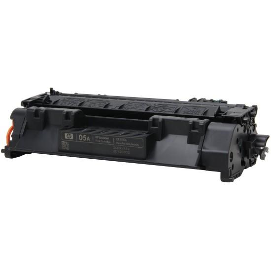 HP 05A Original Black Toner Cartridge