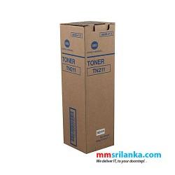 Konica Minolta TN-211 Black Toner Cartridge for Bizhub 200/222/250/282