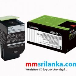 Lexmark 708HK Black High Yield Toner Cartridge for CS310/CS410/CS510