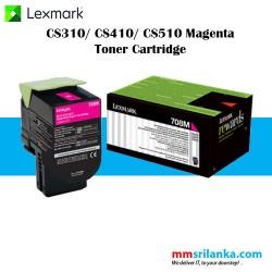 Lexmark 708 Magenta Toner Cartridge for CS310/CS410/CS510