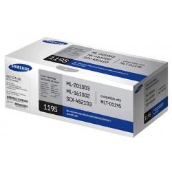 Samsung 119s Toner Cartridge, ML-2010D3, ML-1610D2, SCX-4521D3, SCX-4521F