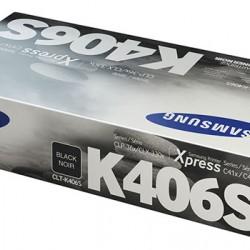 Samsung CLT-K406s Black Toner Cartridge for CLP-365/CLX3305