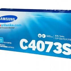 Samsung CLT-C4073S Cyan Toner Cartridge for CLP320/CLP325/CLP326/CLX3186