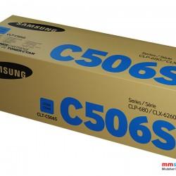 Samsung CLT-C506S Cyan toner Cartridge