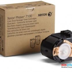 Xerox Black Toner for Phaser 7100