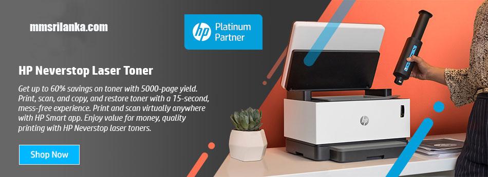 The world's first cartridge-free laser printer